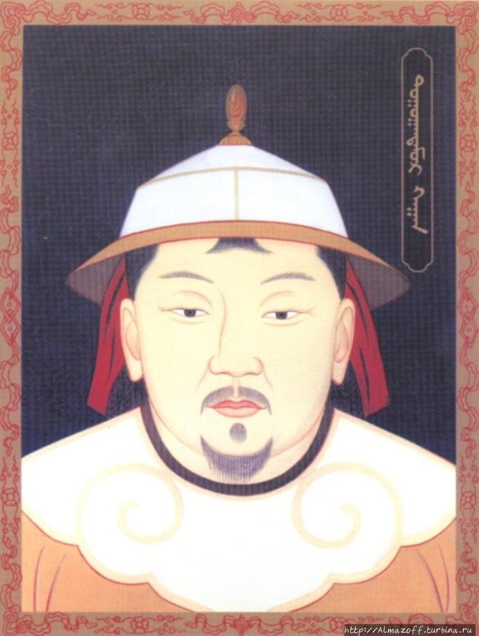 Император династии Юань Т
