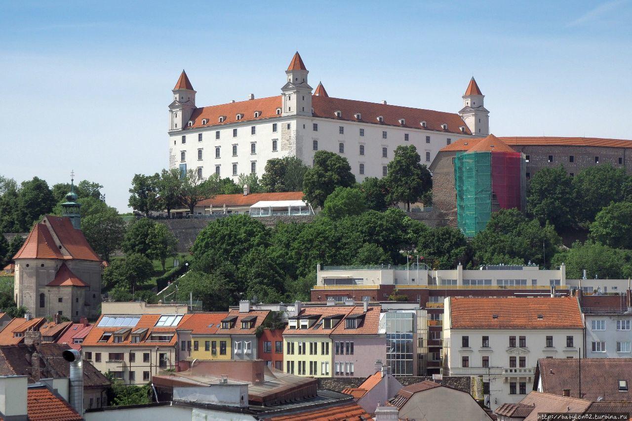 Славные выходные в Братиславе. Братислава, Словакия
