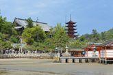 Пятиэтажная пагода и Зал тысячи татами