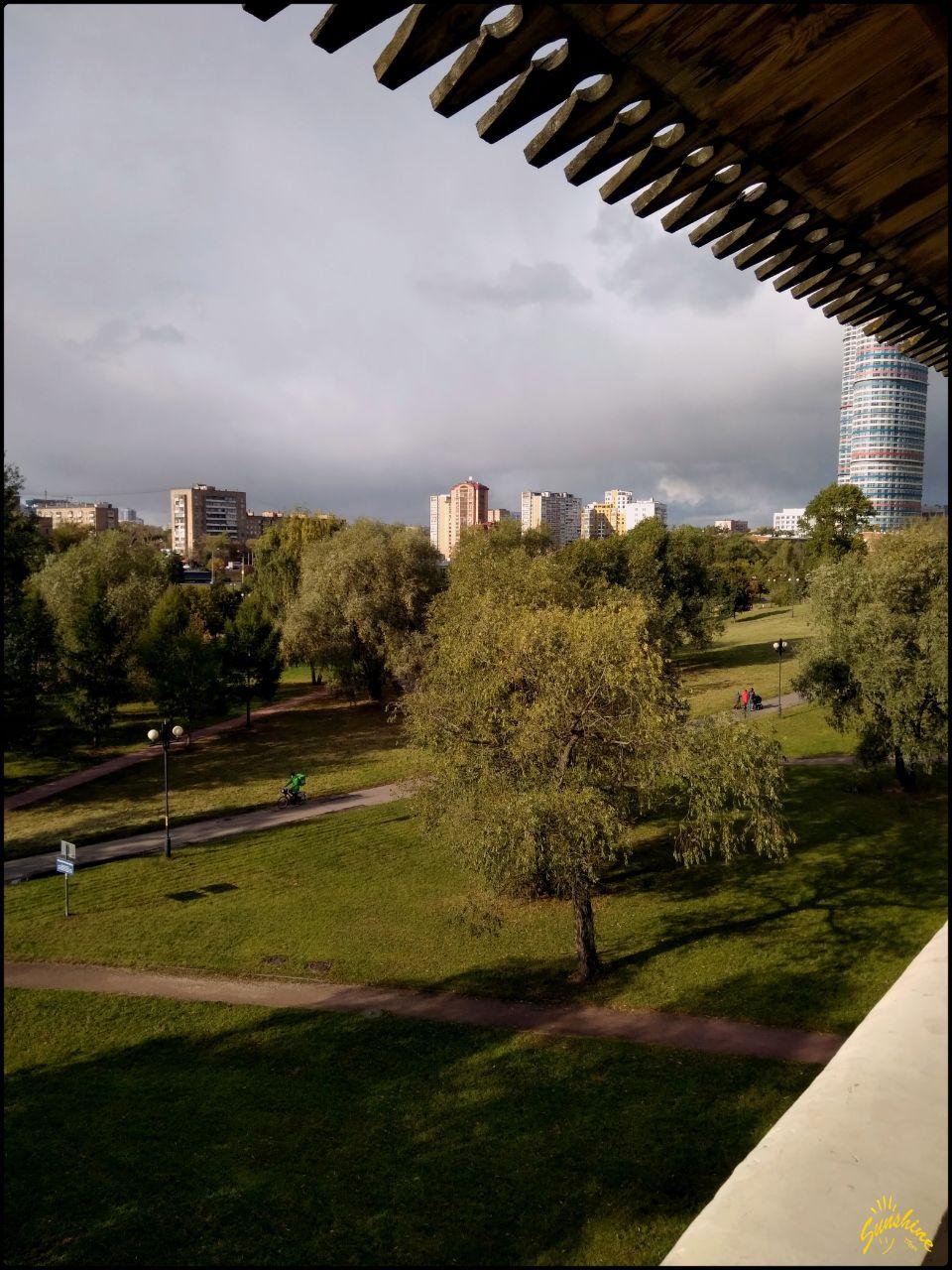 Ростокинский акведук Сергиев Посад, Россия