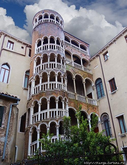 Венеция. Palazzo Contarin