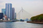 Белый мост через реку Сумида, фото из интернета.