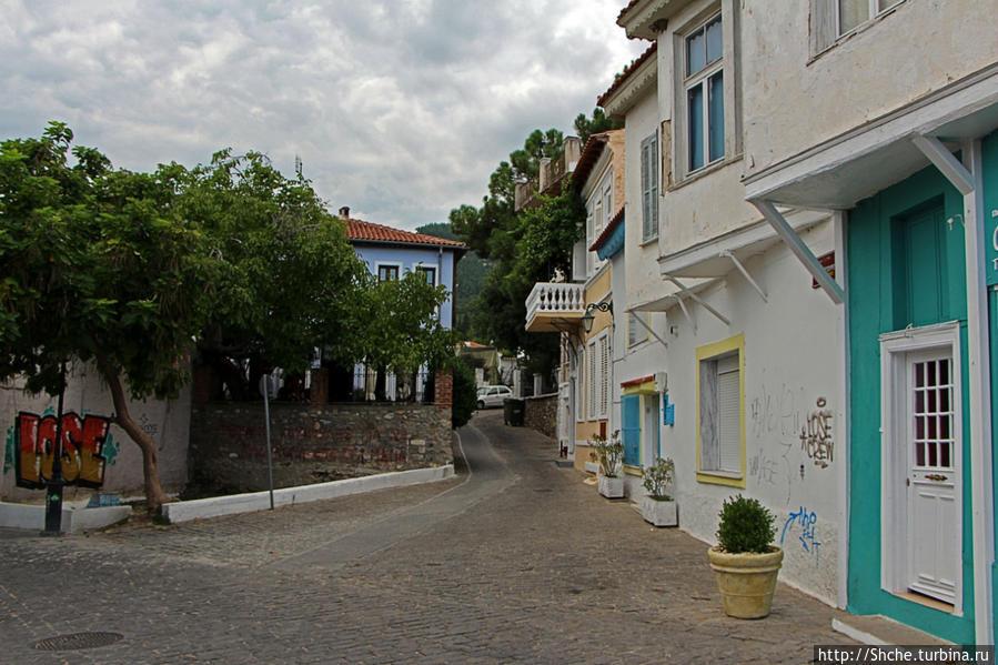 город ксанти греция фото фото