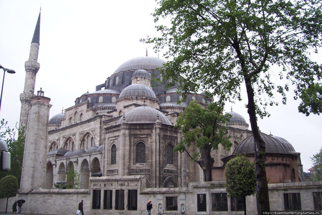 мечеть шехзаде фото такая защита потребует