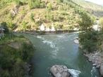 Чусом — место слияния двух рек
