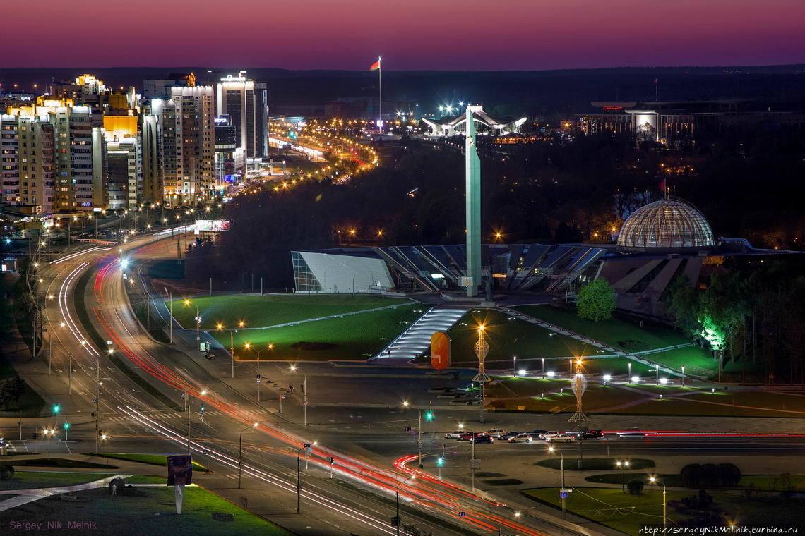 минск фотографии достопримечательностей города печать фотографии холсте