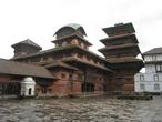 Насал Чоук. Башня Басантапур и святилище танцующего Шивы