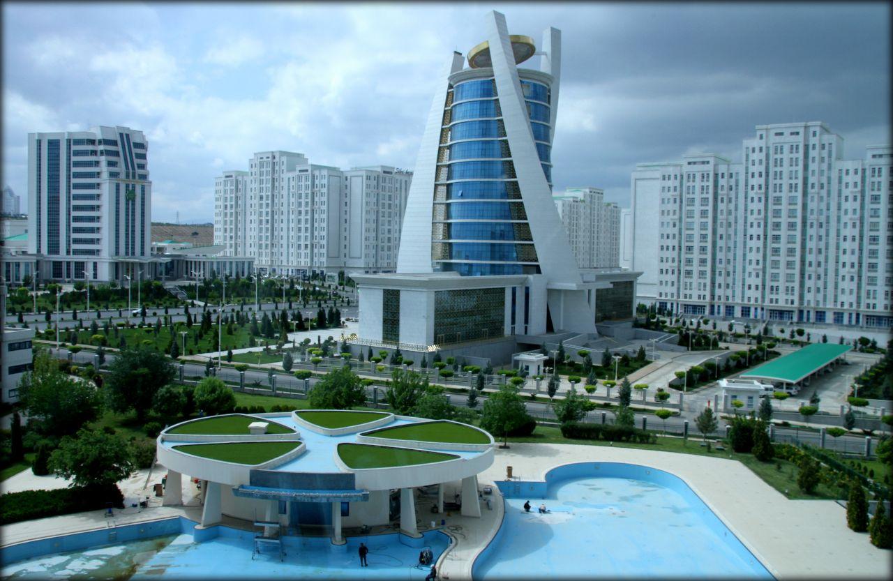 рецепт туркменистан город ашхабад фото частности, крышах домов