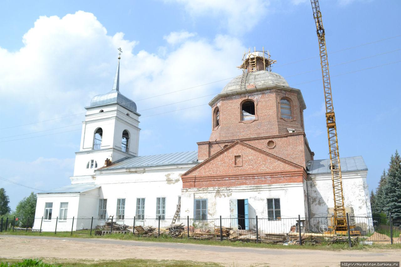 населенный пункт картинки вознесенска в нижегородской области пишут мягко говоря