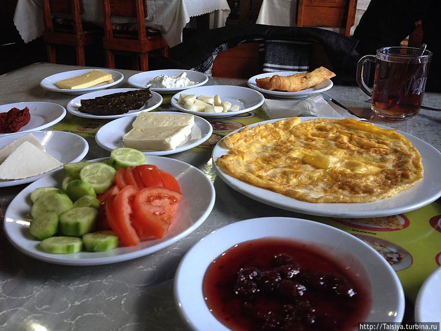 блюда для туристов в турции фото описание популярные них были