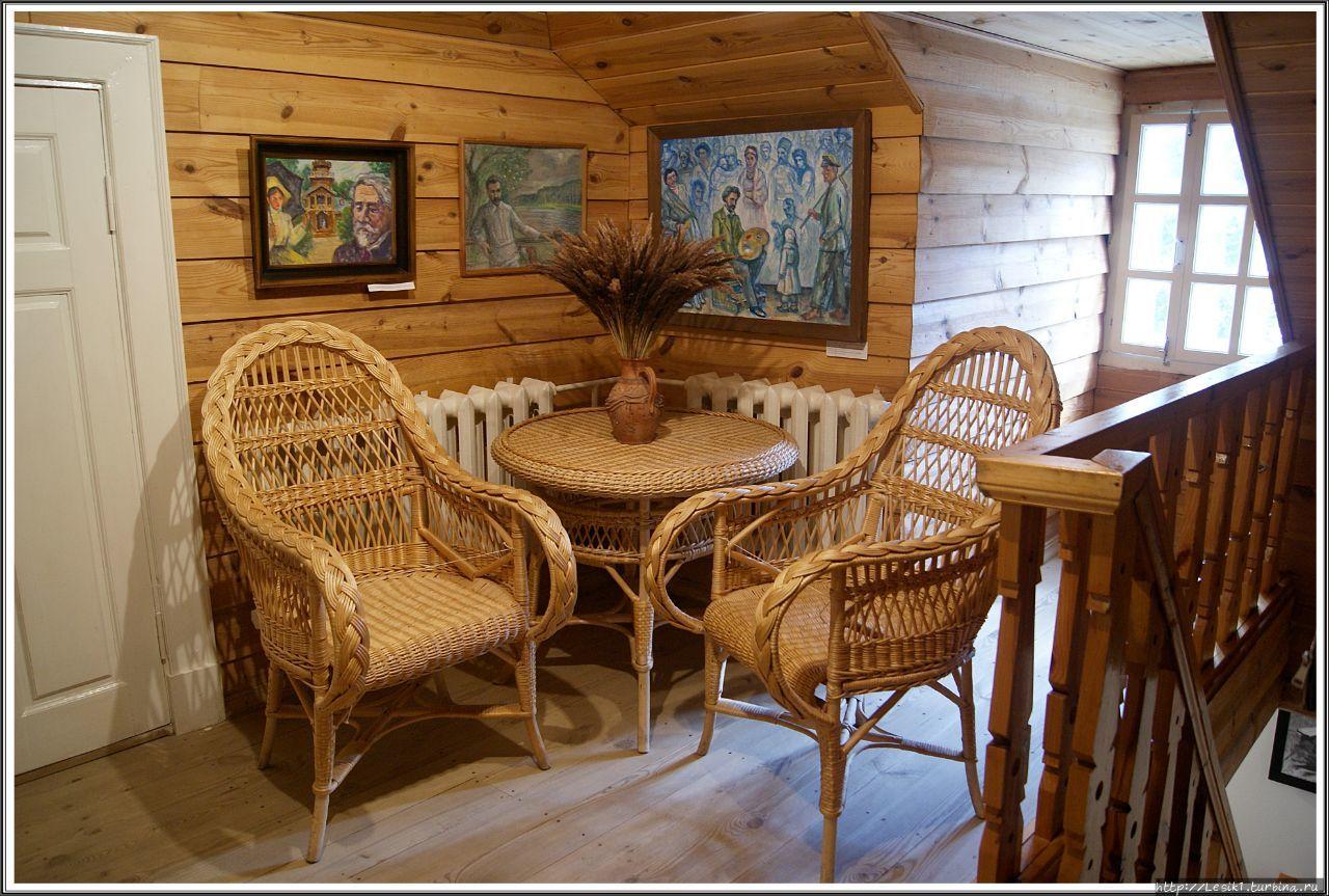 Музей-усадьба Ильи Репина «Здравнёво» Руба, Беларусь