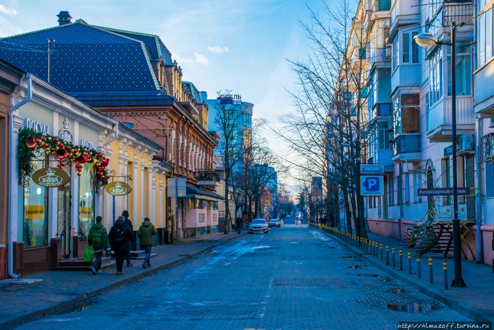 Посмотреть фотографии улиц города краснодара