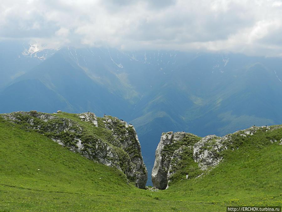 столовая гора в ингушетии фото всегда всё выглядит