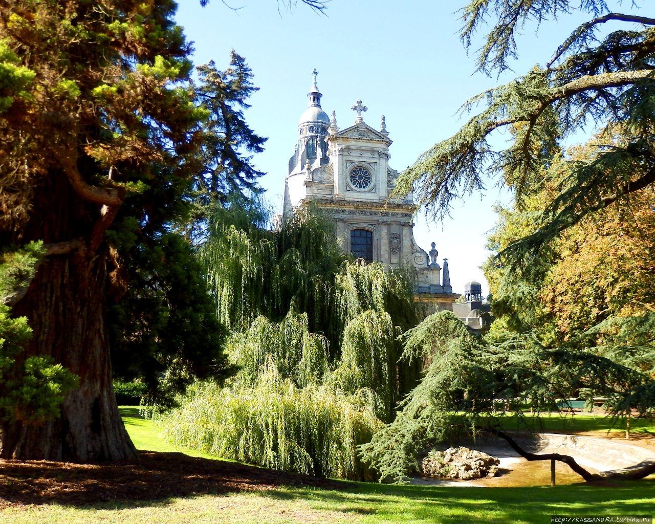 Церковь Святого Викентия де Поля Блуа, Франция
