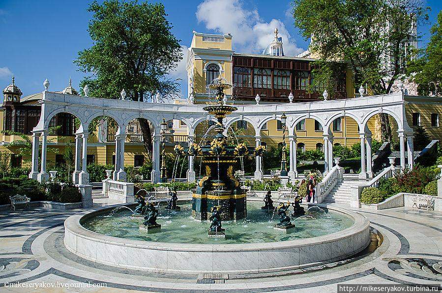 азербайджан фото баку самые красивые места одной