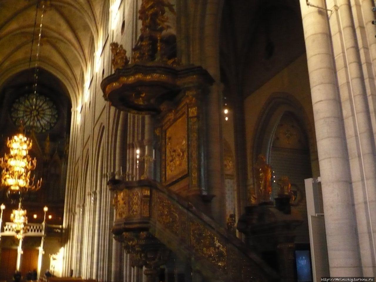 Кафедральный собор Уппсалы Уппсала, Швеция