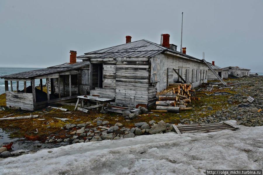 что тогда заброшенные полярные станции фото нового учреждения поднимет