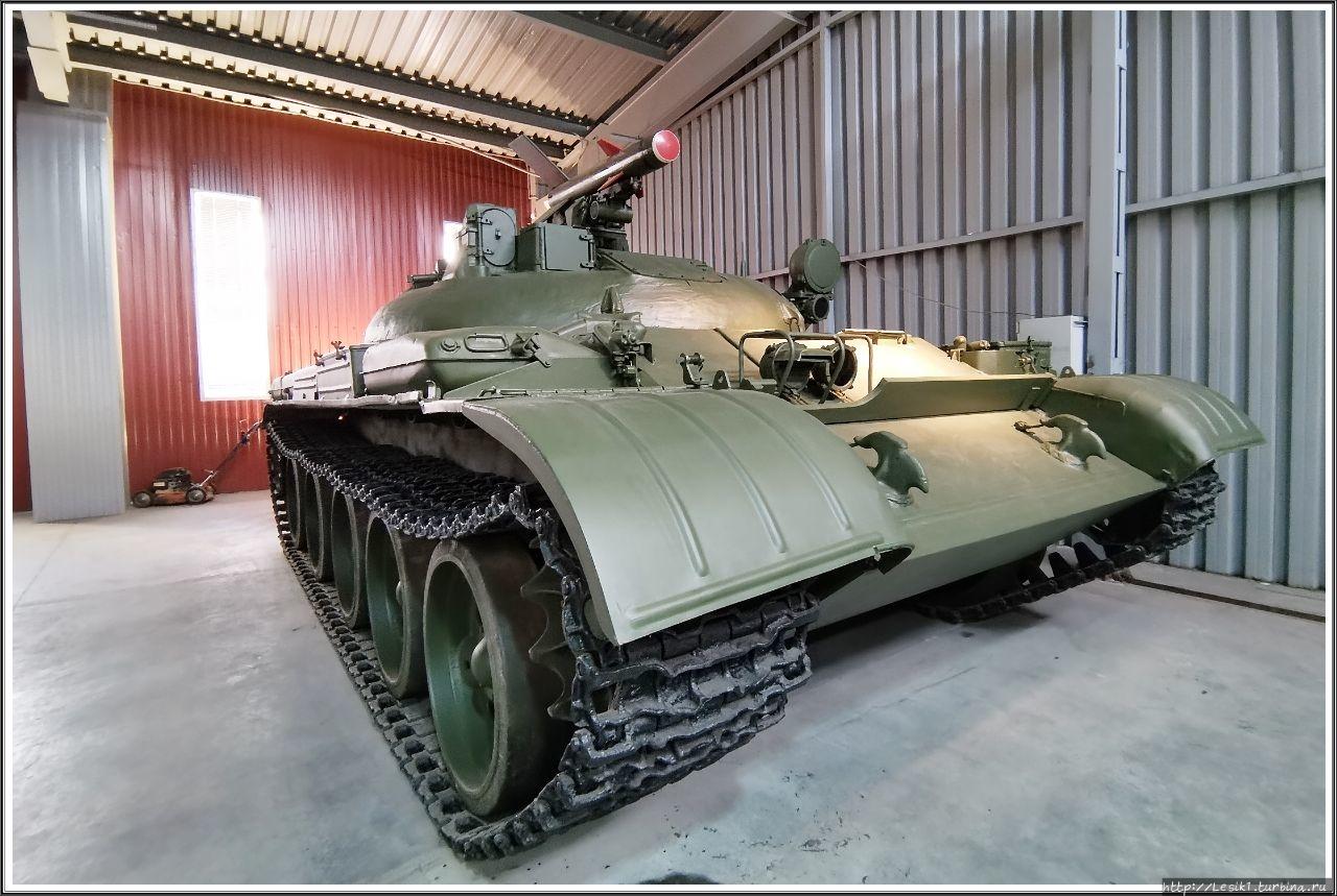 Истребитель танков ИТ-1.