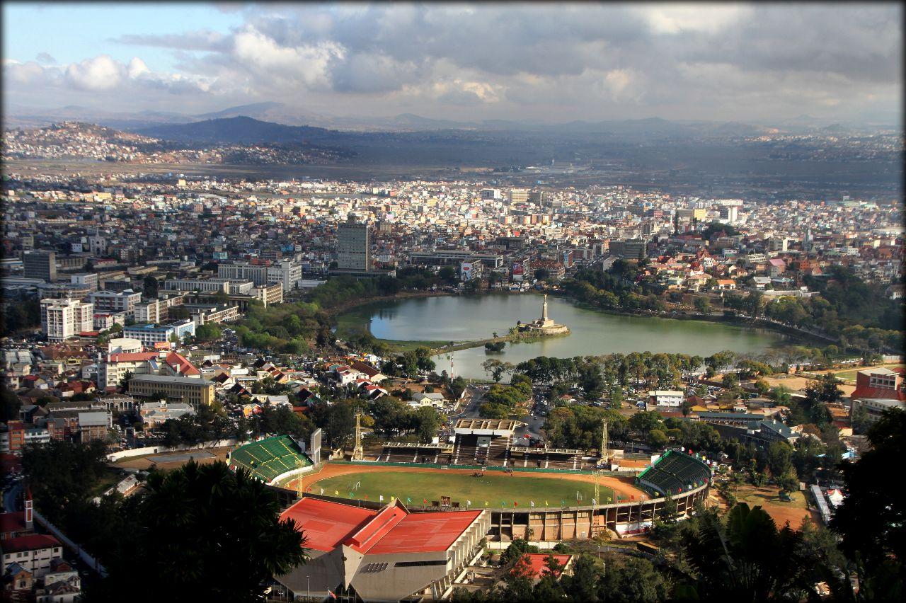 Мадагаскар город картинки