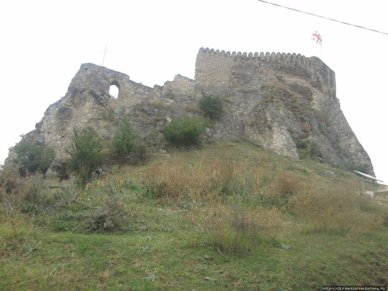 Фотографии города сурами в грузии
