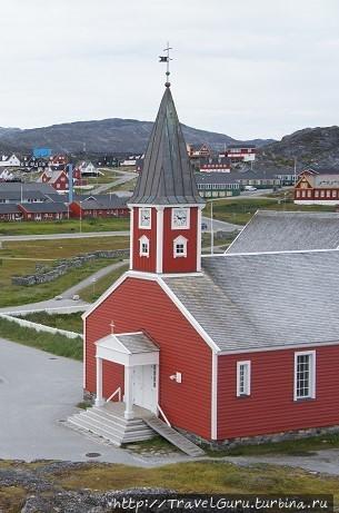 Кафедральный собор с часа