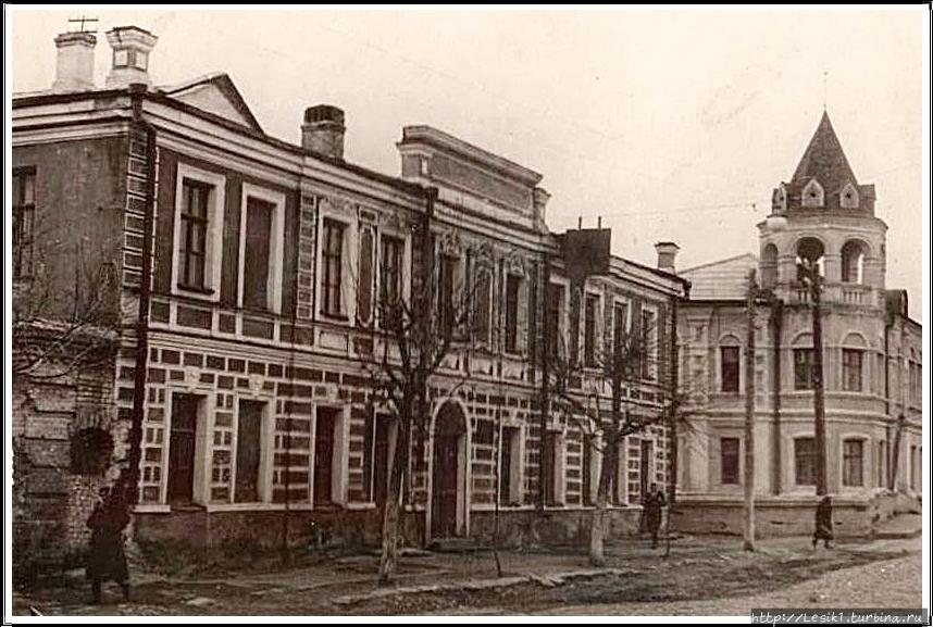 Дом архитектора И.И, Волк