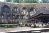 Gunung Kawi (Tampaksiring) — храм скальных гробниц. Фото из интернета