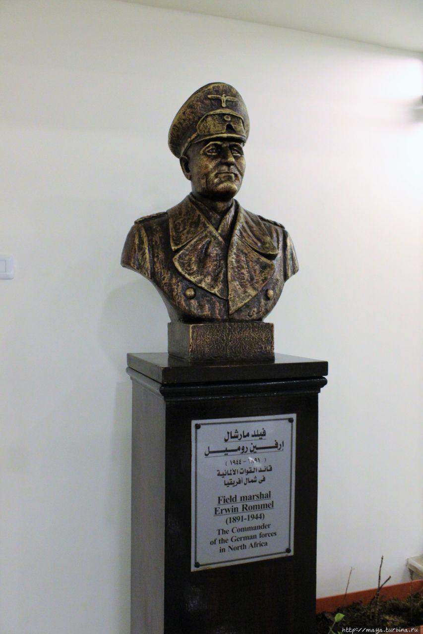 Ðто Роммель<br ></img>Военный музе